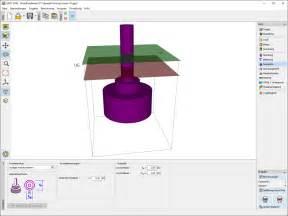 Rotation Berechnen : einzelfundament geotechnische software geo5 fine ~ Themetempest.com Abrechnung