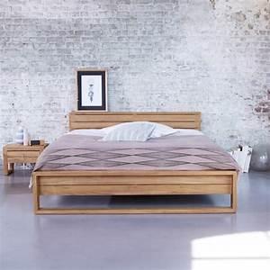 Bett 160x200 Holz : teak bett 160x200 verkauf von massivteak betten minimalys tikamoon ~ Watch28wear.com Haus und Dekorationen