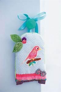 une pochette senteur en forme de cage a oiseaux marie claire With déco chambre bébé pas cher avec faire envoyer des fleurs par internet