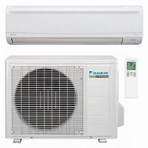 Daikin 12 000 Btu 23 Seer Heat Pump  U0026 Air Conditioner