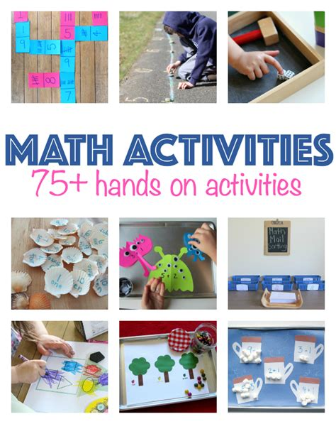 math activities no time for flash cards 448 | math activities for preschool