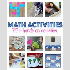 Math Activities  No Time For Flash Cards