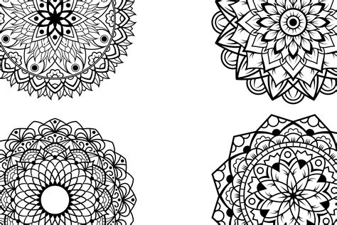 Browse our mandala stencil images, graphics, and designs from +79.322 free vectors graphics. Mandala svg files (181397)   Cut Files   Design Bundles