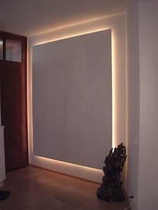 Lampen Für Indirekte Beleuchtung : galerie kategorie indirekte beleuchtung mit mustertapete trockenbau drywall pinterest ~ Markanthonyermac.com Haus und Dekorationen