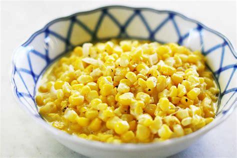 how to make creamed corn creamed corn recipe simplyrecipes com