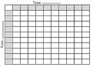 33 printable football square templates free excel word for Free printable football squares template