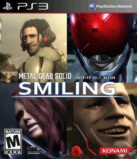 Metal Gear Rising Memes - shit eating grin dlc added metal gear rising revengeance know your meme