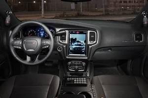 Dodge Charger Pursuit Gets Enormous Dashboard Computer
