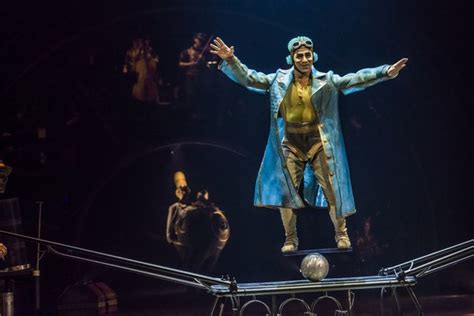 spark your imagination at cirque du soleil s kurios