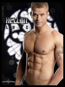 Kellan Lutz I never get tired of looking at this man. Dear ...