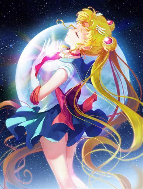 Sailor Moon By Moai On Deviantart