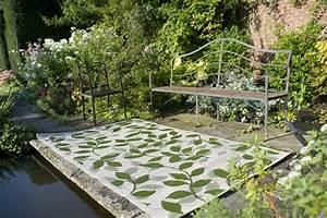 Garten im quadrat outdoor teppich bali grun cremeweiss for Garten planen mit grüner teppich balkon