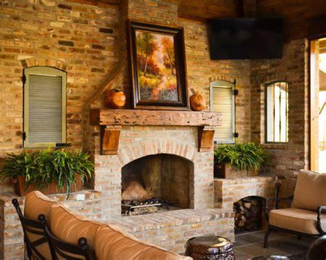 kitchen with fireplace designs 20 gorgeous brick fireplace designs 6510