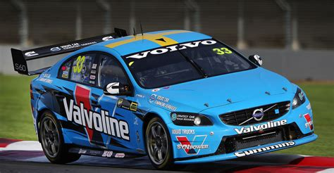 volvo s60 sales boosted by v8 supercars entry says company