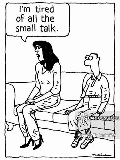 Height Polite Difference Cartoon Conversations Cartoons Funny