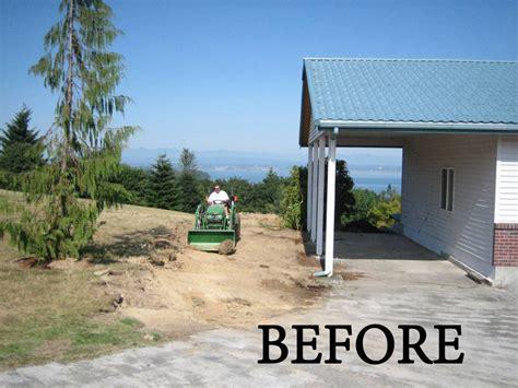 Add Garage Door To Carport by Garage Addition Quality Remodeling Carpentry Llc