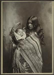 Mother and child, Wenatchee, Washington. May 26, 1902 ...