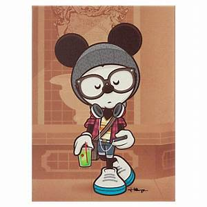 Mickey Mouse ''A Hipsters Life for Me'' Gicleé by Jerrod ...
