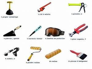 94 Outil De Bricolage : des outils fle vocabulaire pinterest ~ Dailycaller-alerts.com Idées de Décoration