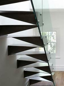 Treppen Teppich Modern : einige originelle designs von stahltreppen ~ Watch28wear.com Haus und Dekorationen
