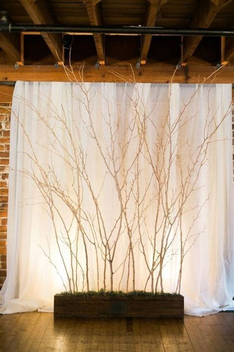 How to make wedding backdrops +50 wedding backdrop ideas