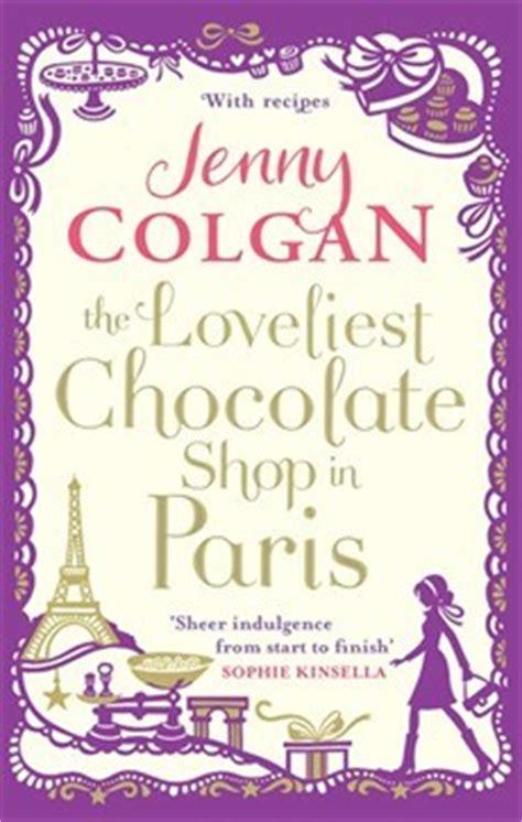 loveliest chocolate shop  paris  jenny colgan