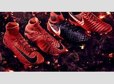 Closer Look Nike Fire Pack Mercurial, Magista, Hypervenom