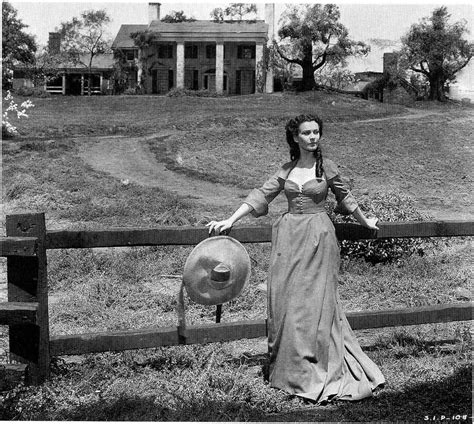 with the wind l with the wind o hara vivien leigh tara photo