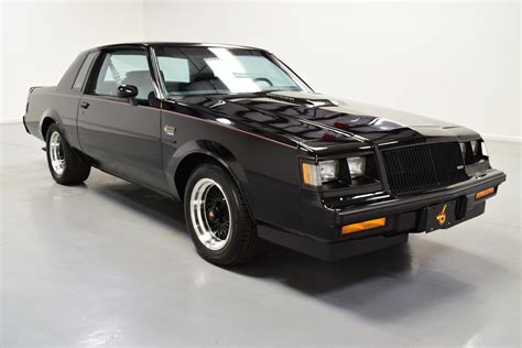Buick Grand National 1987 by 1987 Buick Grand National Shelton Classics Performance