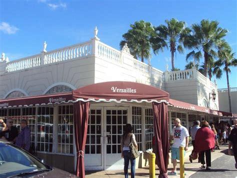cfa versailles cuisine outside picture of versailles restaurant miami