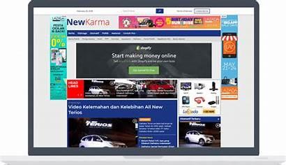 Kupon Theme Diskon Indonesia Berita Template