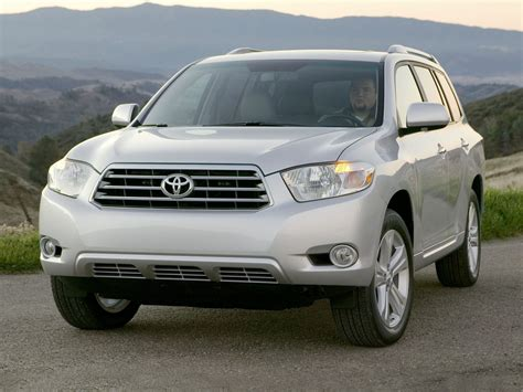 Toyota Highlander 2010 by 2010 Toyota Highlander Price Photos Reviews Features