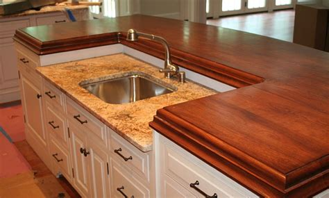 wood slab kitchen island 1000 images about butcher block counter profiles on 1603