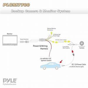 Pyle Plcm7700 Wiring Diagram