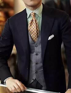 Navy Suit Light Purple Tie What Colour Tie Should I Wear With A Green Shirt Quora