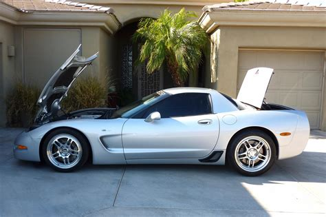 2002 Chevrolet Corvette Lingenfelter 427 Turbo by 2002 Lingenfelter Turbo Z06 800 Hp Featured In Car