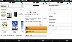 Amazon App Rechnung : now shop on using amazon 39 s android app technology news ~ Themetempest.com Abrechnung