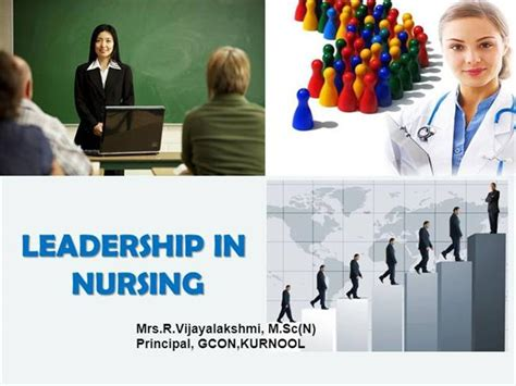 leadership  nursing authorstream