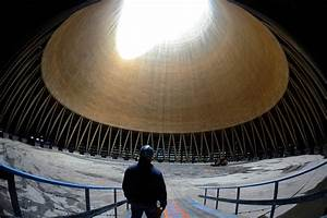 Pics For > Power Plant Cooling Tower Inside