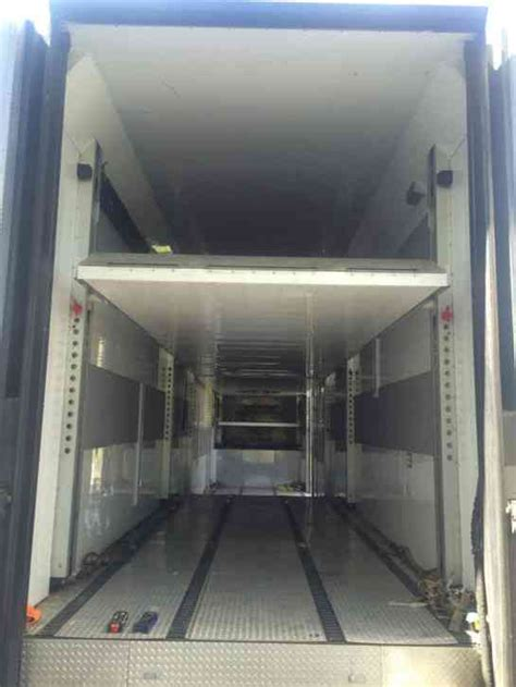 competition trailers auto transporter  sleeper