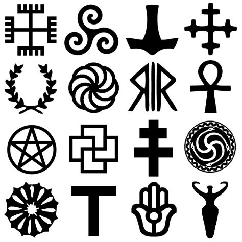file pagan religions symbols 4 rows png wikimedia commons