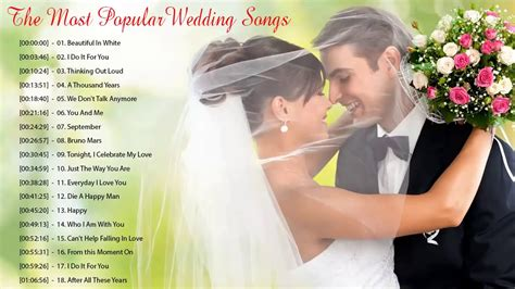 wedding songs playlist    popular