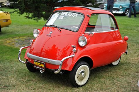 Auction Results And Data For 1957 Bmw Isetta