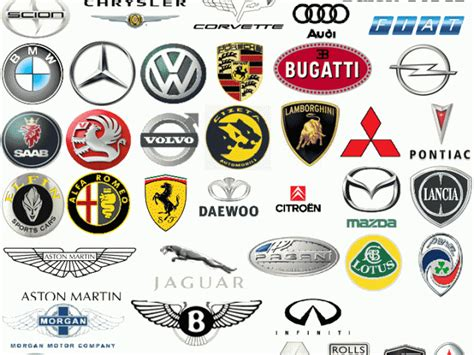 Cars With Logo by Car Logos Logo Brands For Free Hd 3d