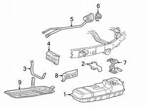 F67z9034cb - Ford Fuel Filler Neck  Fuel Filler Neck  Pipe