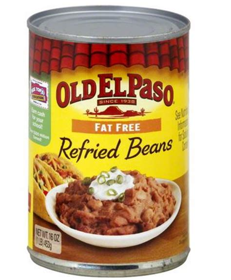74658 El Paso Refried Beans Coupon by Walmart El Paso Refried Beans For 0 25