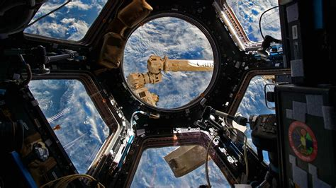 iss cupola wallpaper archive