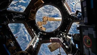 Space Station International Bing Cupola Nasa Desktop