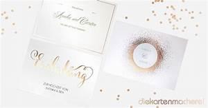 Hochzeitseinladungen Selbst Gestalten : unsere neuen trend hochzeitseinladungen hochzeit ~ A.2002-acura-tl-radio.info Haus und Dekorationen