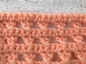 How To Crochet The Swirl Stitch U2014free Crochet Pattern